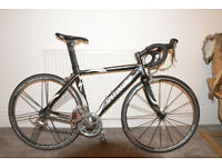 Specialized Transition road bike, Campag EURUS wheels