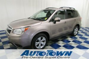 2014 Subaru Forester 2.5i Limited AWD/BACKUP CAM/NAV/SUNROOF/LEA