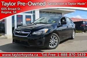 2013 Subaru Impreza 2.0i Touring Package