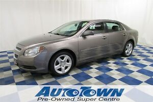 2010 Chevrolet Malibu LS/LOW KM/ALLOY WHEELS/ONE OWNER