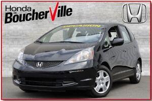 2014 Honda Fit LX Très rare sur le marché, faite vite!