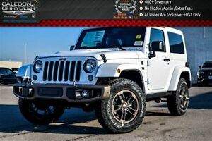 2017 Jeep Wrangler New Car Sahara 75th Anni|Hard Top|Navi|Blueto