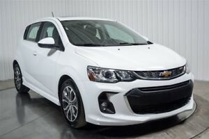 2017 Chevrolet Sonic RS HATCH MAGS TOIT CAMERA DE RECUL