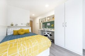 STUDENT ROOMS TO RENT IN ABERDEEN.LUXURY EN-SUITE WITH PRIVATE ROOM, BATHROOM,LOUNGE AND STUDY AREA