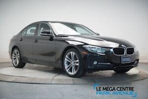 2015 BMW 3 Series 320i xDrive Sport Line CUIR TOIT, NAV, BTH