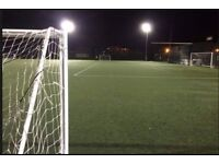Friday Football Needs New Faces - 6:30-8:00 @ Aspire Centre Southfields