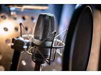Singing Auditions - Vocalists Required