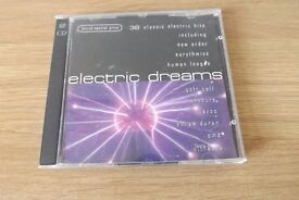 Electric Dreams - 2 Disc CD