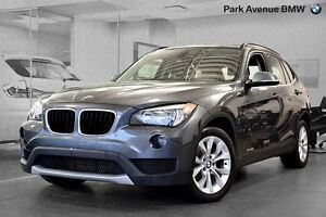 2013 BMW X1 xDrive28i PREMIUM / EXECUTIVE