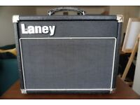 Laney VC15 -110 Valve Guitar Amplifier / Amp + Footswitch Pedal