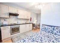 SOUTH KENSINGTON STUDIO IN FRONT OF FRENCH INSTITUTE - £1517PCM UTILITY INCLUDED-PORTER-CCTV