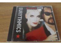 Eurythmics - Greatest Hits CD