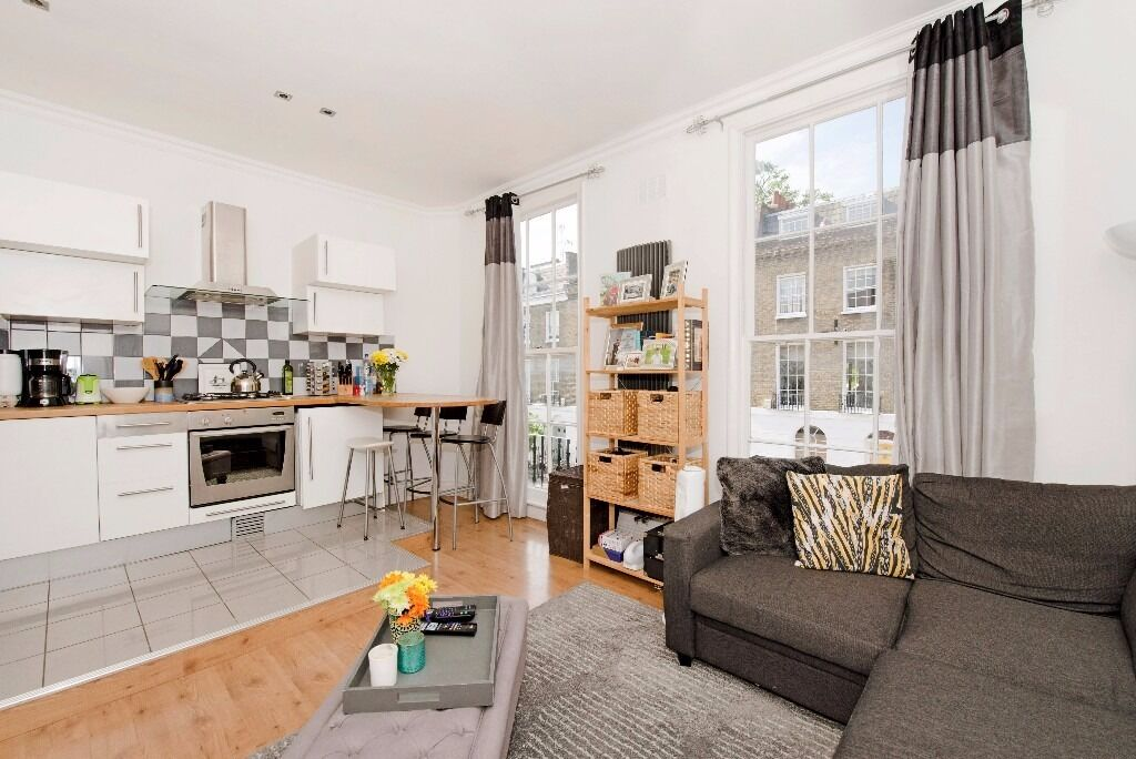 Modern And Bright One Bedroom Flat in Angel
