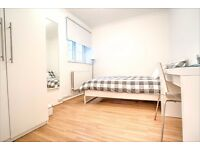 Newly refurbished double room just round the corner from Tower Bridge Road! View now!