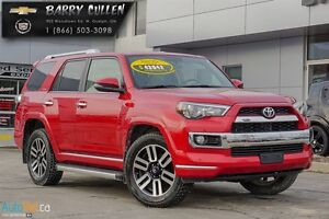 2016 Toyota 4Runner SR5 One owner*loaded