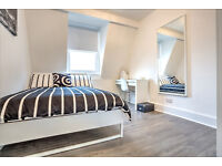 Beautiful double bedroom available 5 minutes walk from the Kennington Station