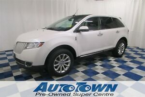 2013 Lincoln MKX PREMIUM PACKAGE AWD/PANOROOF/NAV/REV CAM