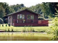 4/6 berth lodge for sale at Yaxham Waters holiday park Norfolk Fishing lake pitch 11 month season