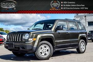 2016 Jeep Patriot Sport|AM/FM Radio|Cruise Control|Low KM|Accide