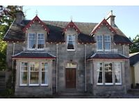The Shelter Stone, Aviemore - Exclusive use, Large Self Catering House, sleeping 13