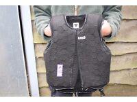 Dainese Balios 3 Ladies Waistcoat Body Protector - Black