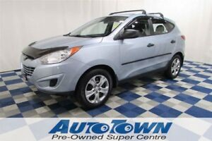 2010 Hyundai Tucson GLS/LOW KM/USB OUTLET/GREAT PRICE