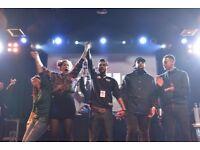UK Beatbox Team Champions 2015/2016 - BURD!