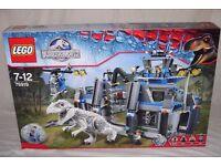 Lego 75919 Indominus Rex Breakout - New