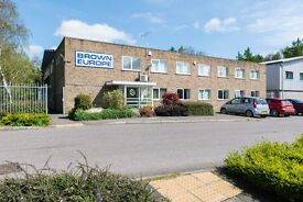 MEDWAY, CHATHAM and MAIDSTONE Fully Serviced Office Block. Ample Parking, 24/7 Access and More