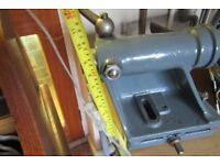 WADKIN RS WOODTURNING LATHE SPARE PART TAIL STOCK VGC BEDFORD LOCATION