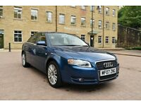 2007 AUDI A4 2.0 TDI SE S LINE **FULL HEATED LEATHER** **BOSE** **FSH**