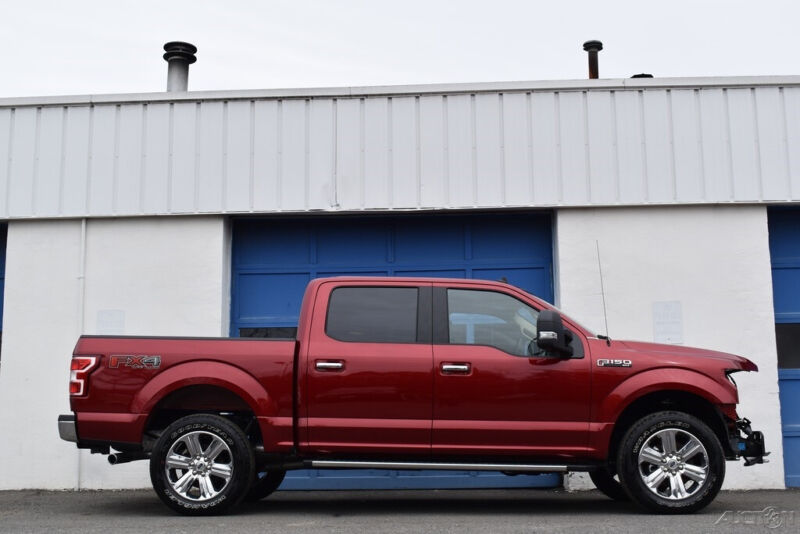 Image 1 Accidentée Ford F-150 2019