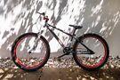 """X-Rated Mesh Jump Dirt Bike, 26"""" Wheels"""