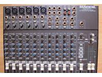 Mackie 1402 Mixing Desk + Flight Case