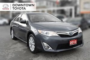 2013 Toyota Camry Hybrid XLE, NAVIGATION, SUNROOF, CAMERA, 1 OWN