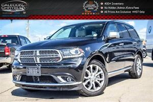 2016 Dodge Durango Citadel Platinum|AWD|7 Seater|Nav|Sunroof|Bac