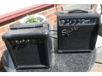 Small Amplifiers