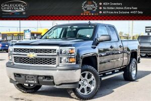 2015 Chevrolet Silverado 1500 Work Truck|4x4|Backup Cam|Bluetoot