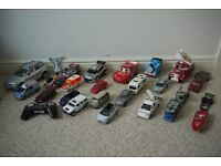 Bundle of 22 cars and other vehicle