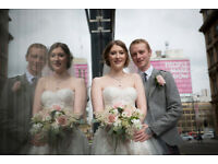 Wedding Photographer & Videographer, GUMTREE OFFER ! - £50 OFF