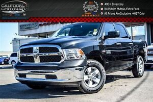 2017 Ram 1500 New Truck SXT|4x4|Pwr windows|Pwr Locks|Keyless En