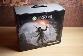 Xbox One 1TB SPECIAL EDITION RARE + 2 GAMES BRAND NEW SEALED + Amazon Receipt Unwanted Gift