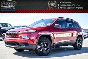 2017 Jeep Cherokee New Car 4x4 Altitude Cold Weather Group Backu