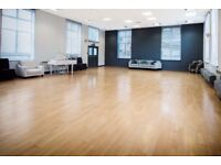 Amazing and Unique Rehearsal/Events Space in Battersea, London