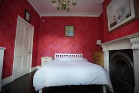 Beautiful Spacious Double Room in large quirky house share