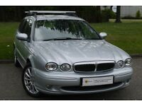 DESIRABLE ESTATE** Jaguar X-Type 2.0 D S 5dr *FULL SERVICE HISTORY* 12 MONTH MOT**£0 DEPOSIT FINANCE