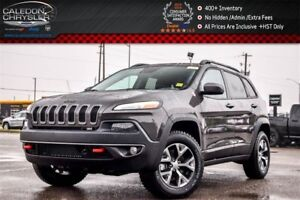 2018 Jeep Cherokee New Car Trailhawk|4x4|Navi|Pano Sunroof|Safet