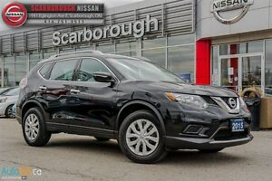 2015 Nissan Rogue S-ACCIDENT FREE WITH UNDER 30000KM'S!!!!