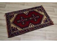 Caucasian Rug 120x73cm (DELIVERY AVAILABLE)