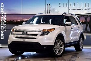 2013 Ford Explorer Limited, Navi, Cuir, Toit TECH PACK.